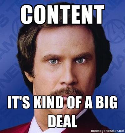 content marketing e-commerce