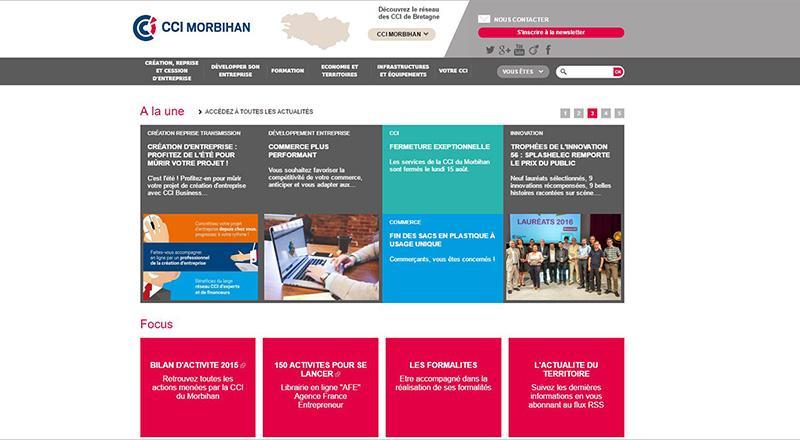 Chambre de commerce et d 39 industrie du morbihan consultation sem - Chambre de commerce morbihan ...