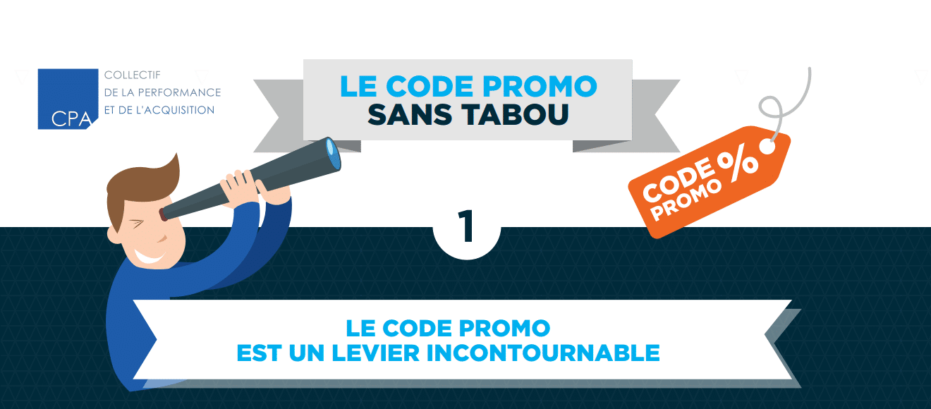 le code promo sans tabou - un levier marketing indispensable - tube2com