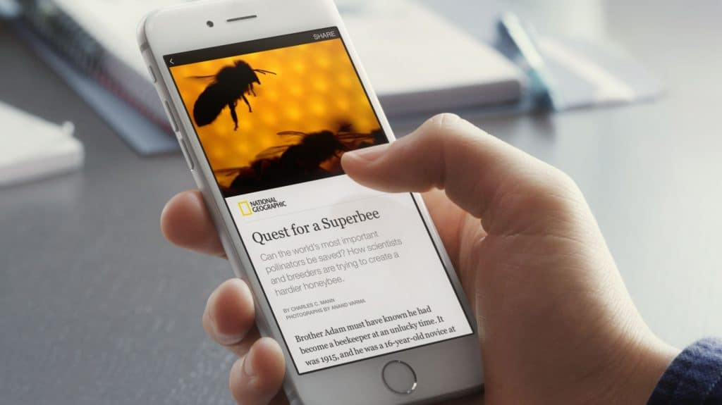 Facebook Instant Articles - Tube2Com