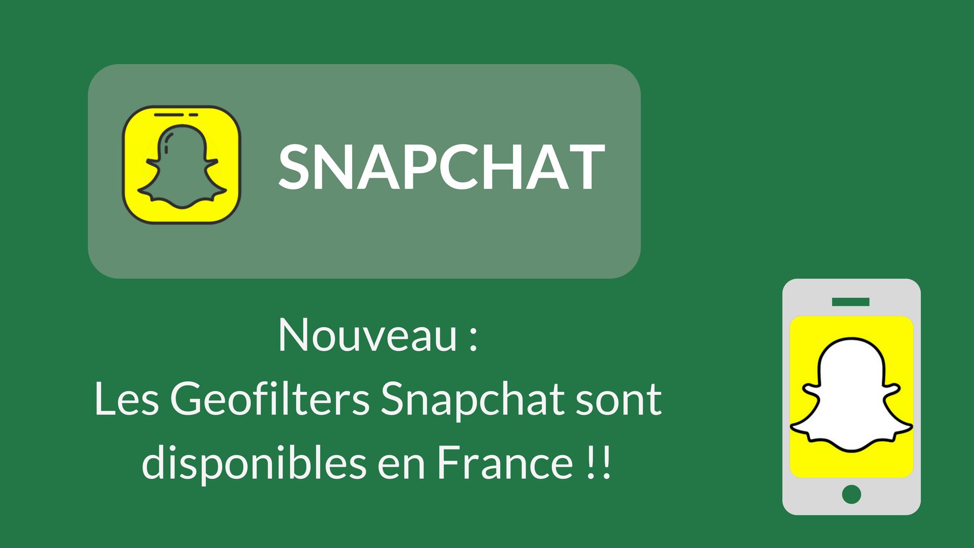 Snapchat-geofiletrs