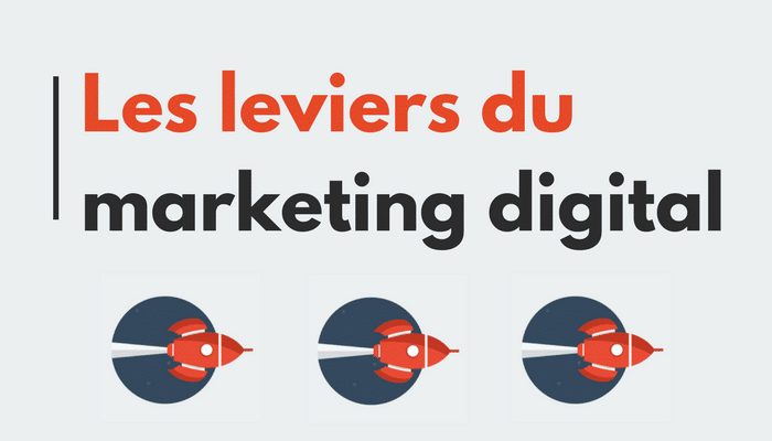 Les leviers du marketing digital 2018