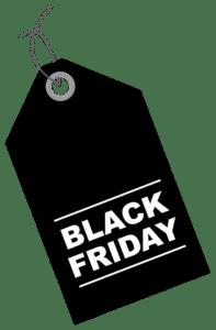 Etiquette Black Friday